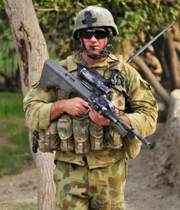 Aussie Trooper