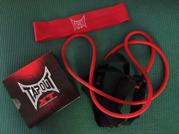 Tapout XT pack